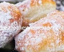 Şekerli hamur kızartması