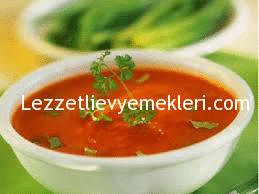 pirinç çorbası