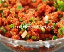 Kısır ( Bulgur salatası)