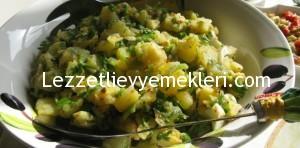 papates salatası